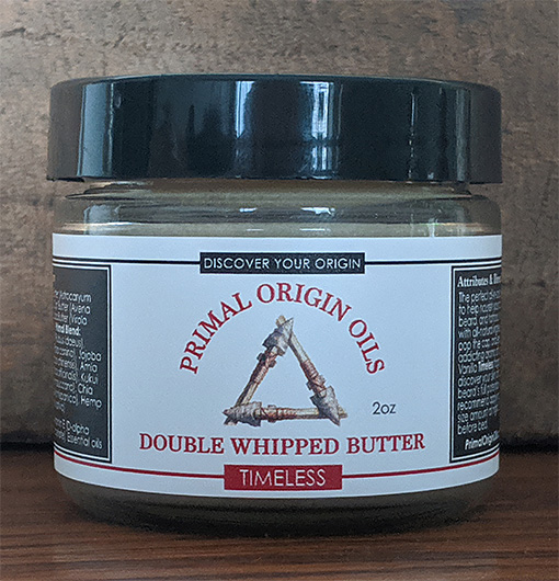 Double Whipped Butter